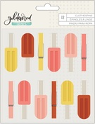 Goldenrod Clothespins - OneCanoeTwo