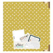 Goldenrod Small Binder & Recipe Cards - OneCanoeTwo - PRE ORDER