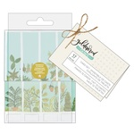 Goldenrod House Box Card Set - OneCanoeTwo