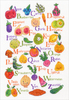 """Fruits & Veggies (14 Count) - Dimensions Counted Cross Stitch Kit 10""""X14"""""""