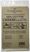2 Square Yards - The Krafty Gourmet Natural 100% Cotton Cheesecloth