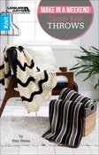 Comfy Knit Throws - Leisure Arts