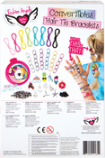 - Convertible Hair Tie Bracelet Kit