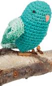 Turquoise - Hoooked Love Bird Yarn Kit W/Eco Barbante Yarn