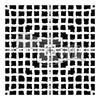 "Mesh Blocks - Crafter's Workshop Template 6""X6"""