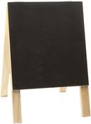Mini Wood Chalkboard Easel