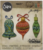 Whimsy Decor Sizzix Thinlits Dies - Tim Holtz