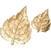 Leaf Sizzix 3D Impresslits Embossing Folder - Tim Holtz