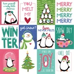 Chill Out Paper - Frosty Friends - Photoplay - PRE ORDER