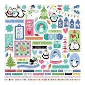 Element Sticker - Frosty Friends - Photoplay