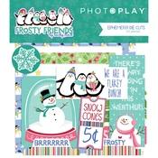 Ephemera - Frosty Friends - Photoplay
