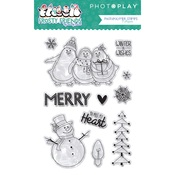 Stamp - Frosty Friends - Photoplay