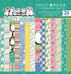 "6""x 6"" Pad - Frosty Friends - Photoplay - PRE ORDER"