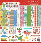 Collection Pack - What's Cooking - Photoplay
