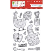 Element Stamp - What's Cooking - Photoplay