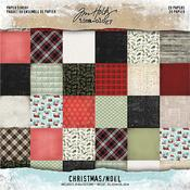 Christmas Paper Pack - Tim Holtz