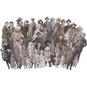 Christmas Paper Dolls - Tim Holtz