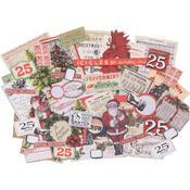 Christmas Ephemera Pack - Tim Holtz