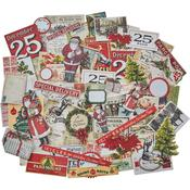 Christmas Snippets - Tim Holtz