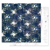 Midnight Blues Paper - Georgia Blues - Prima