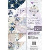 A4 Paper Pad - Georgia Blues - Prima