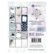 3X4 Journaling Cards - Georgia Blues - Prima