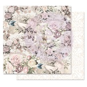 Royal Bidding Paper - Lavender Frost - Prima