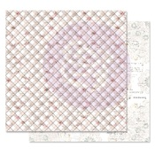 Hidden Truth Paper - Lavender Frost - Prima