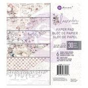 Lavender Frost 6x6 Paper Pad - Prima