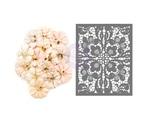 Garden Petals Flowers - Lavender Frost - Prima