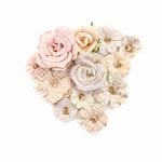Beautiful Frost Flowers - Lavender Frost - Prima