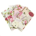 Misty Rose Personal Notebook Inserts - Prima