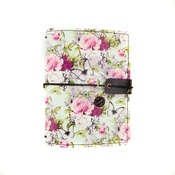 Misty Rose Passport Cover - Prima