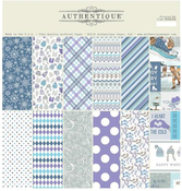 Collection Kit - Frosted - Authentique - PRE ORDER