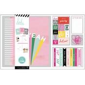 Spiral Box Planner Kit - Memory Planner - Heidi Swapp