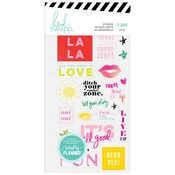 Sticker Book - Memory Planner - Heidi Swapp