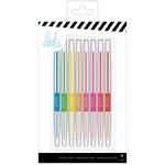 Neon Gel Pens - Heidi Swapp - Memory Planner