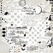 Collage Varnished Paper - Scrap Studio - KaiserCraft