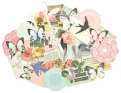 Scrap Studio Collectables Cardstock Die-Cuts - KaiserCraft