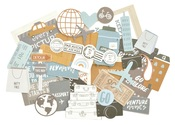 Let's Go Collectables Cardstock Die-Cuts - KaiserCraft - PRE ORDER - PRE ORDER