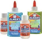 Transparent - Elmer's Slime Kit W/Magical Liquid