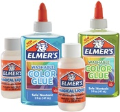 Transparent - Elmer's Slime Kit W/Magical Liquid