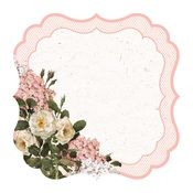 Be Mine Die Cut Cardstock Paper - Everlasting - KaiserCraft