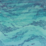 Deep Blue Paper - Deep Sea - KaiserCraft - PRE ORDER