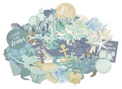 Deep Sea Collectables Cardstock Die-Cuts - KaiserCraft