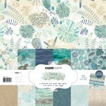 Deep Sea Paper Pack - KaiserCraft - PRE ORDER