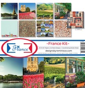 France Collection Kit - Reminisce