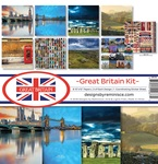 Great Britain Collection Kit - Reminsice