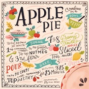 Apple Pie Paper - Our House - Carta Bella