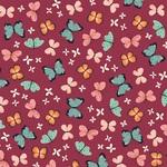 Butterflies Paper - Our House - Carta Bella
